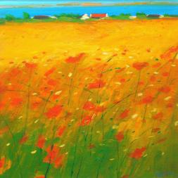 Print of Cornfield, Pittenweem by Prints