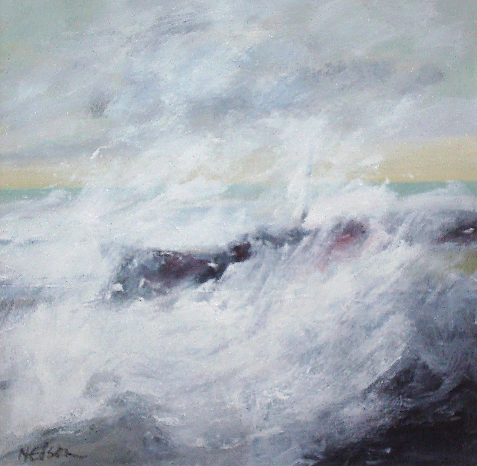 Stormy Sea by Stormy Sea