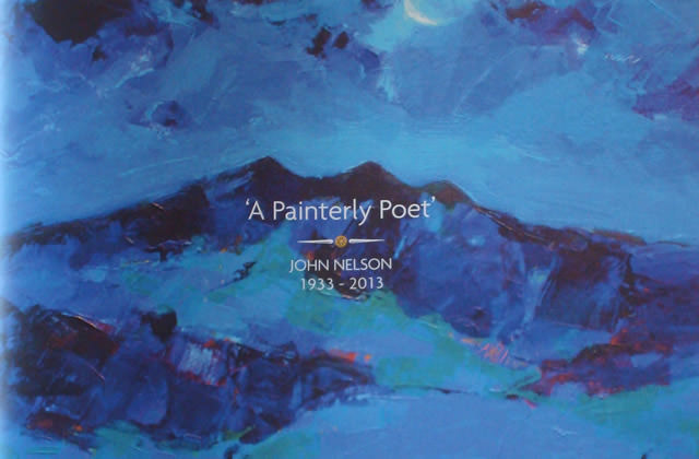 A Painterly Poet - front cover